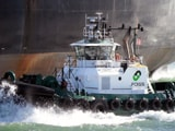 Second Foss Maritime Hybrid Tug On its Way to Southern California