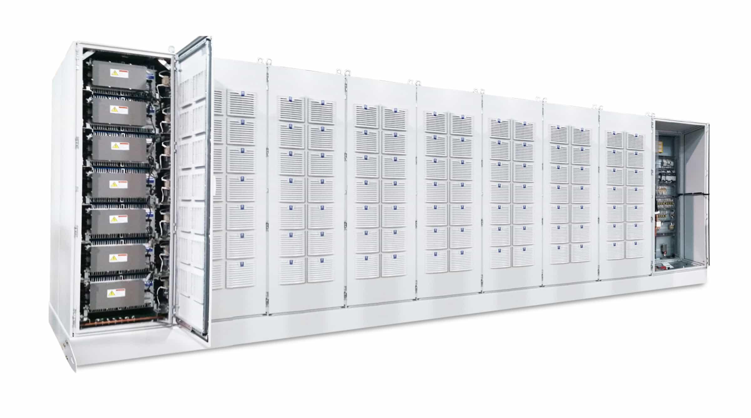 Energy Storage System : Energy storage system ess aspin kemp associates