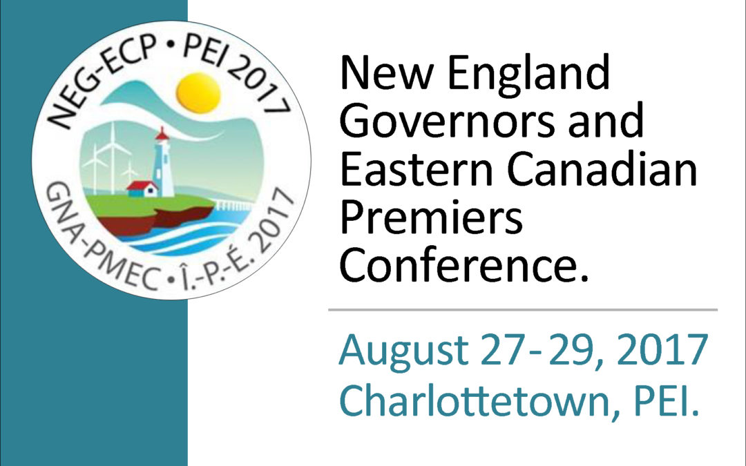 New England Governors and Eastern Canadian Premiers Conference