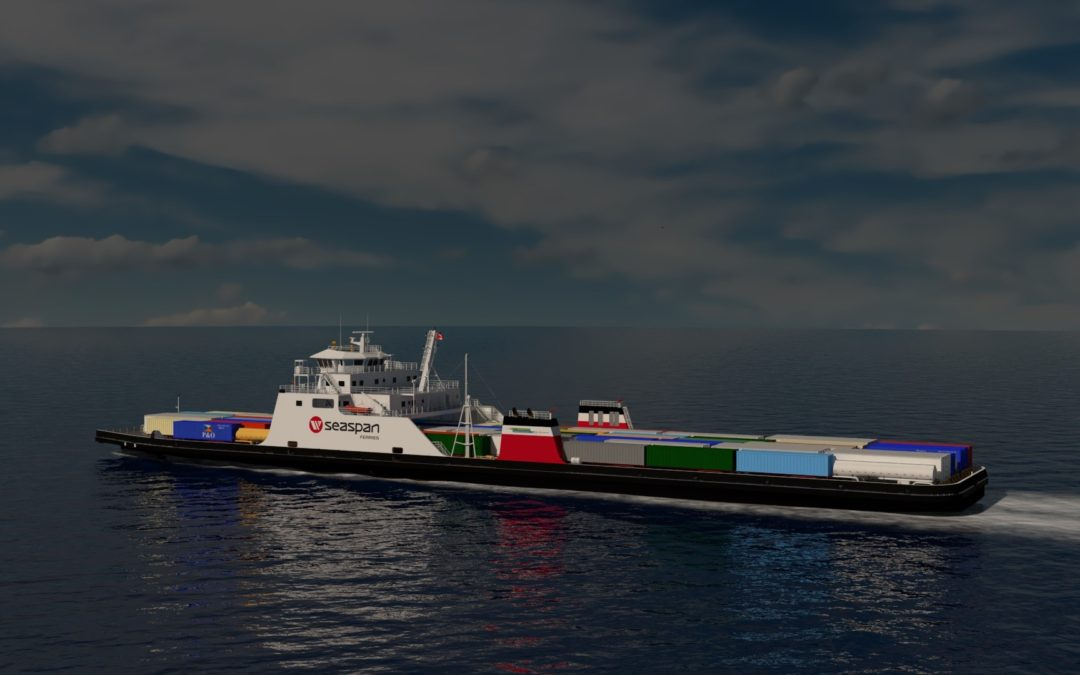 AKA Commences Work with MAN on Battery-Hybrid Ferries for