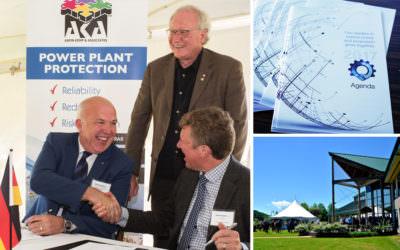 AKA and MAN Diesel & Turbo Finalize Partnership with Celebration in Prince Edward Island