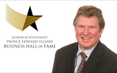 Jason Aspin Inducted to PEI Business Hall of Fame