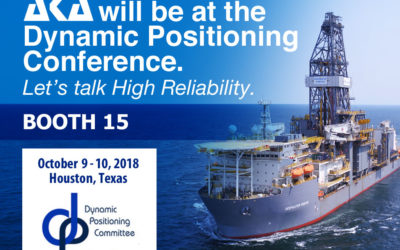 Dynamic Positioning Conference 2018