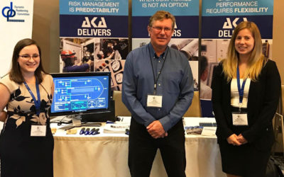 Aspin Kemp & Associates (AKA) at the DP Conference in Houston