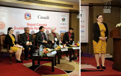 Sustainable Hydro Workshop – Nepal