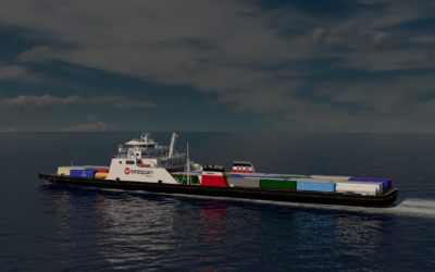 AKA Commences Work with MAN on Battery-Hybrid Ferries for Canadian Ferry Operator