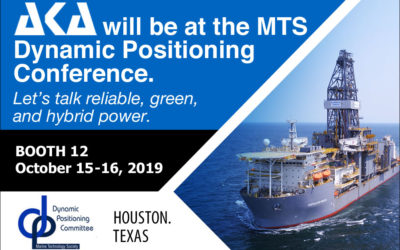 Dynamic Positioning Conference 2019