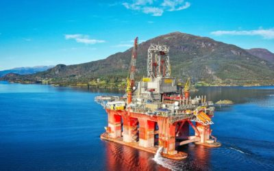 Transocean Announces World's First Hybrid Floating Drilling Unit